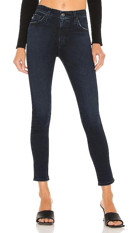Farrah Skinny Ankle Jean AG Adriano Goldschmied $225 NEW