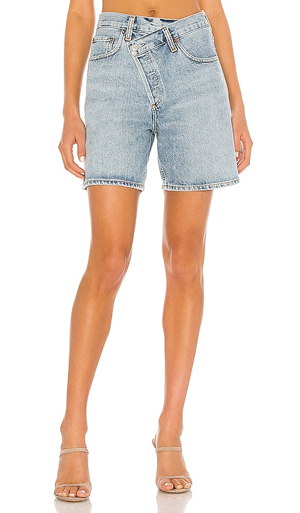 Criss Cross Short AGOLDE $168 NEW ARRIVAL