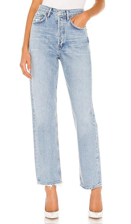 90'S ストレートレッグ AGOLDE $198