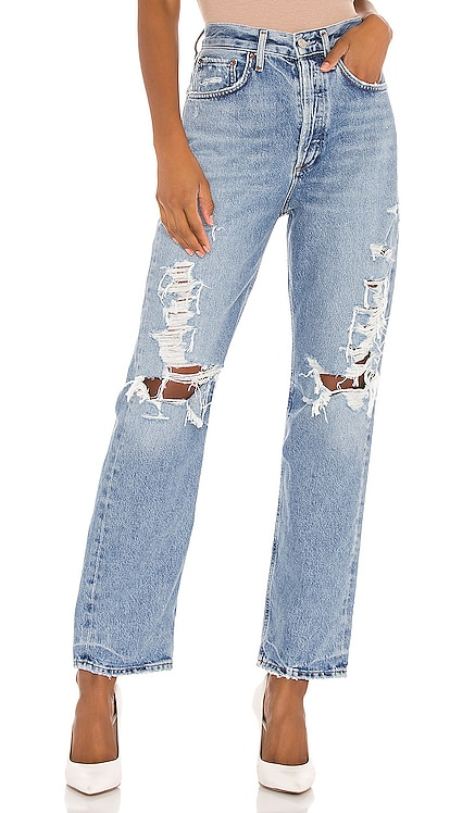90's Mid Rise Loose AGOLDE $198