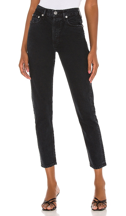 Jamie High Rise Classic AGOLDE $168 NEW