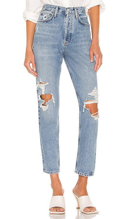 Fen High Rise Relaxed Taper AGOLDE $198 NEW