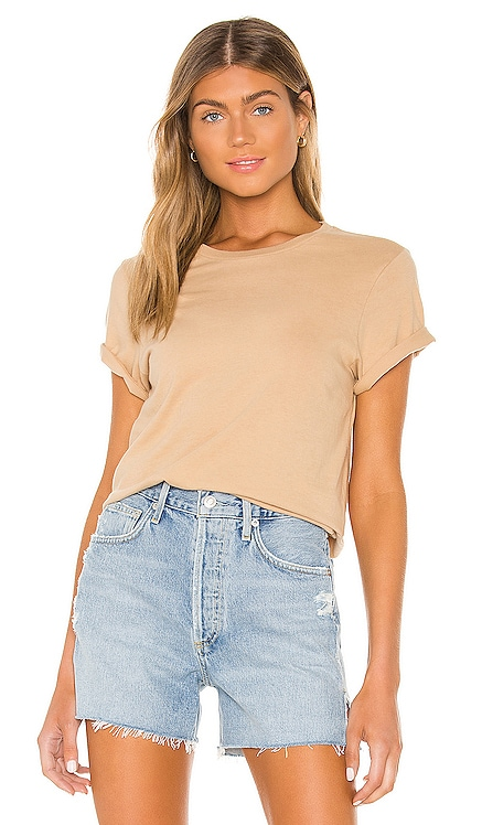 Mariam Classic Fit Tee AGOLDE $58 BEST SELLER