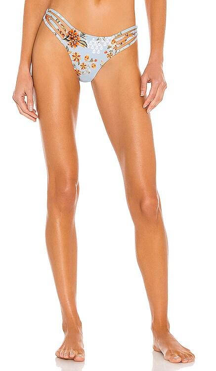Emma Sunbaze Bikini Bottom Agua Bendita $80 BEST SELLER