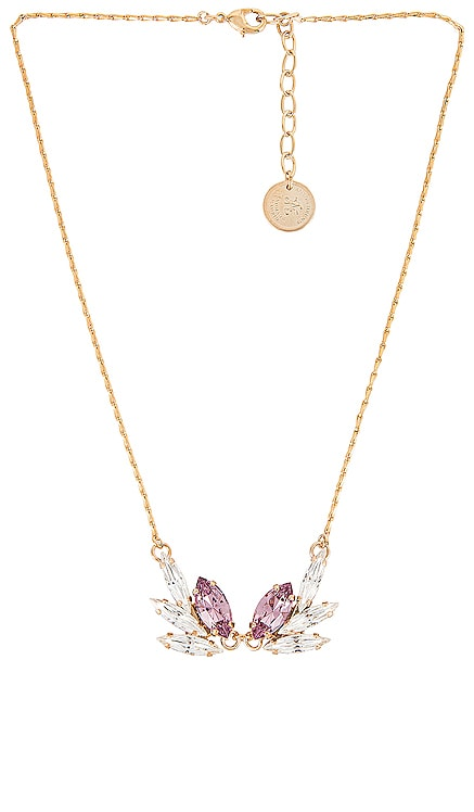 Crystal Pendant Necklace Anton Heunis $123