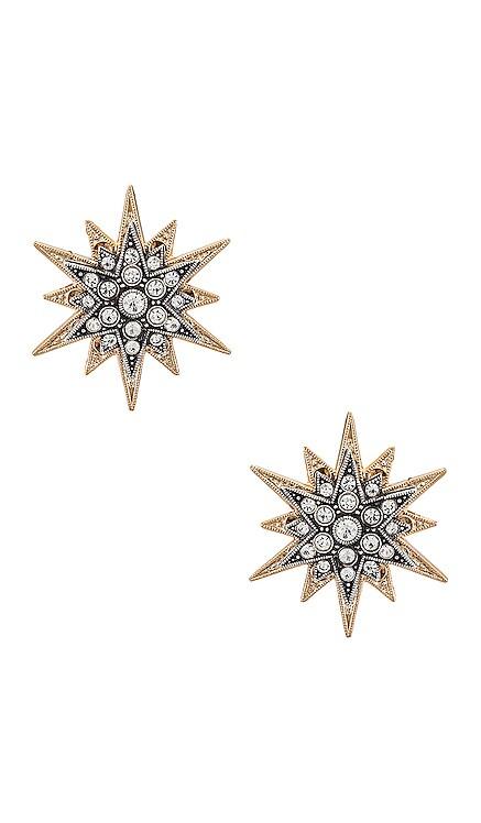 Double Star Earring Anton Heunis $110 NEW