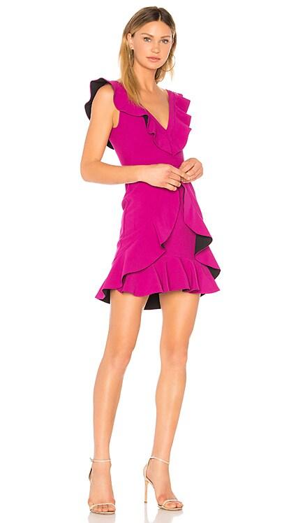 Verona Ruffled Dress aijek $109