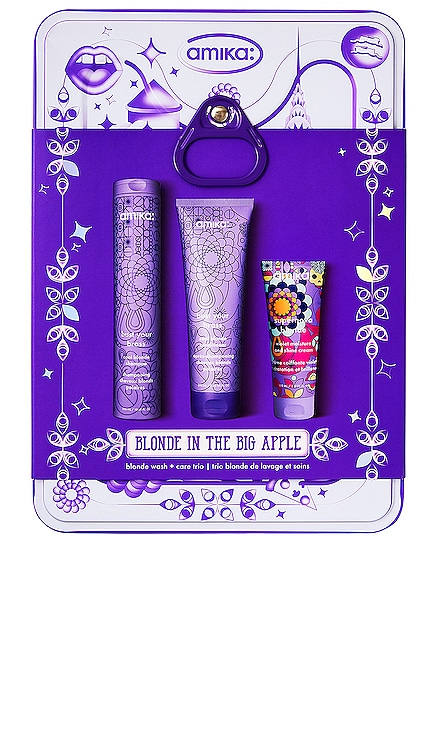 Blonde In The Big Apple Set amika $49 NEW