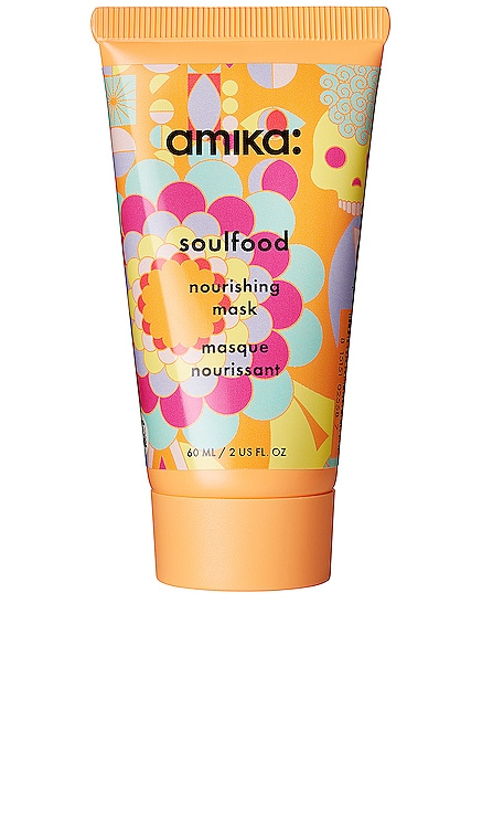 MASQUE CAPILLAIRE SOULFOOD amika $12 BEST SELLER
