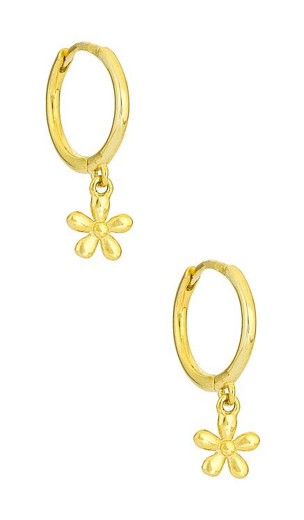 Solid Flower Huggies Adina's Jewels $48 NEW