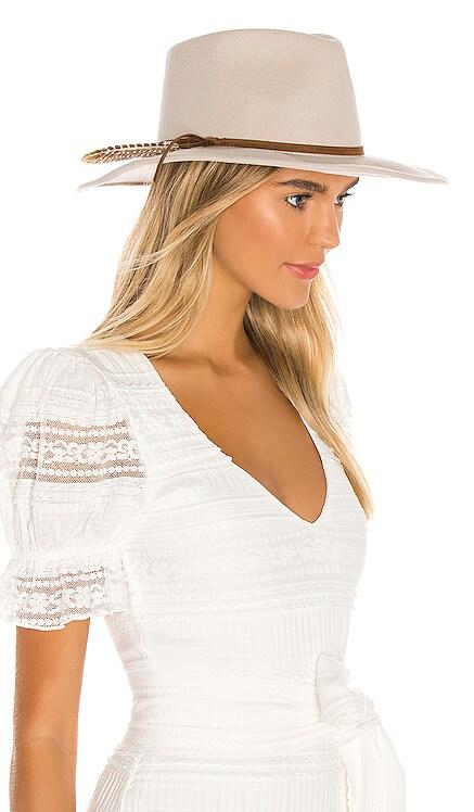 Leumaria Hat ale by alessandra $99