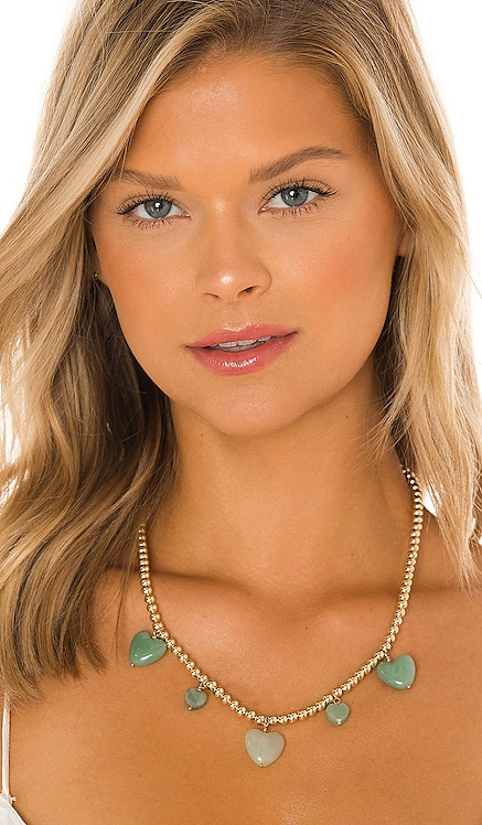 Drops Of Love Necklace Alexa Leigh $314 NEW