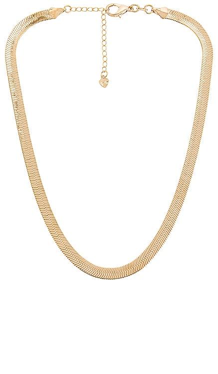 Chunky Snake Necklace Alexa Leigh $145 NEW