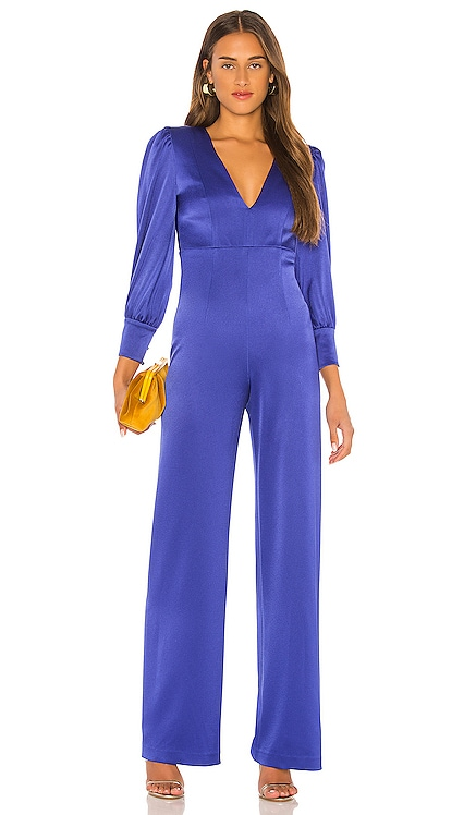 JUMPSUIT MANGA LARGA LISA Alice + Olivia $440