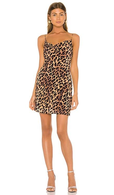 Harmony Drapey Slip Dress Alice + Olivia $120