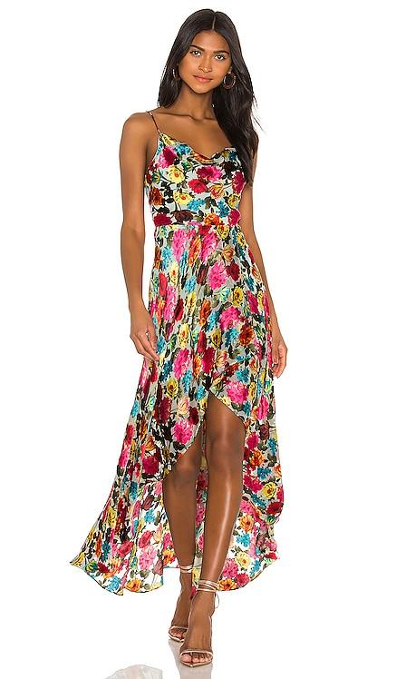 Christina Hi Lo Dress Alice + Olivia $440