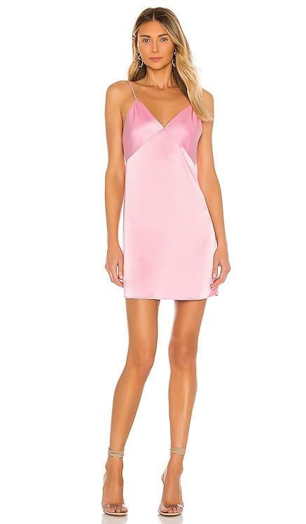 Melinda Seamed Slip Short Dress Alice + Olivia $295