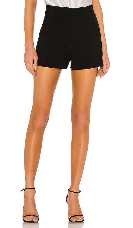 Donald High Waist Shorts Alice + Olivia $265 NEW ARRIVAL