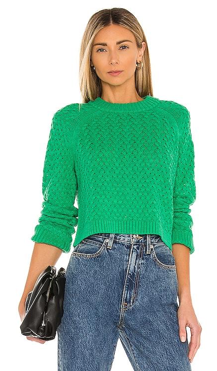 Leta Textured Pullover Alice + Olivia $330 BEST SELLER