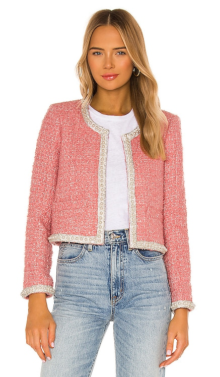 Gwyneth Embellished Box Jacket Alice + Olivia $795 BEST SELLER