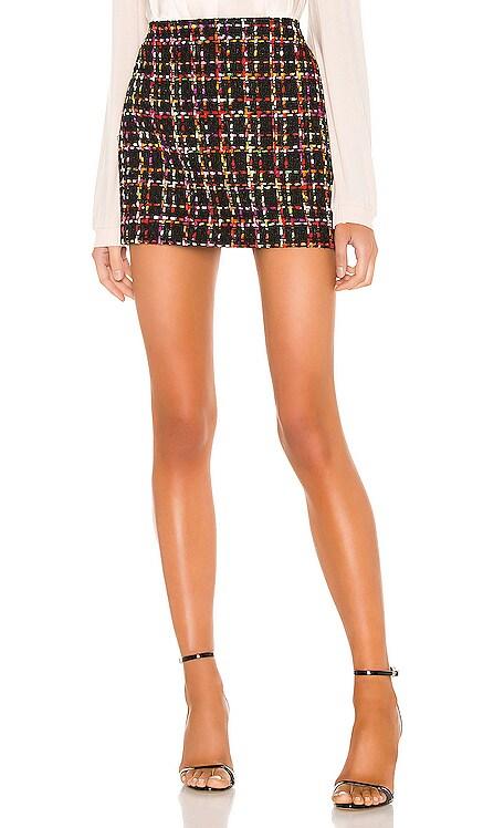 Elana Mini Skirt Alice + Olivia $225
