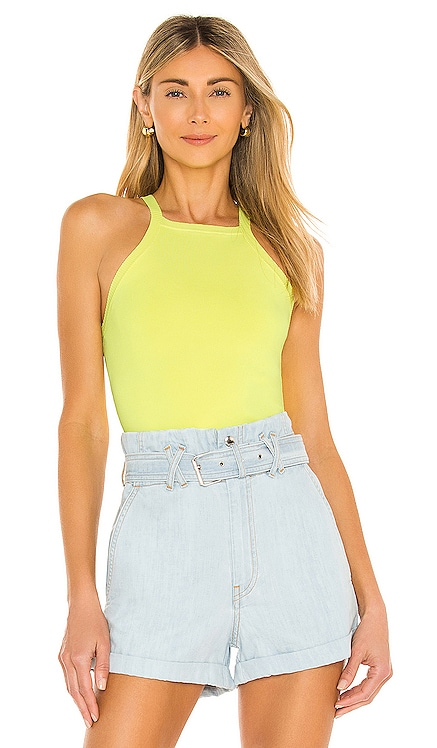 Cabot Fitted Crop Tank Alice + Olivia $225