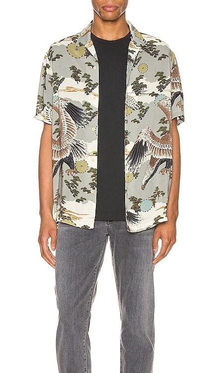 Descent Short Sleeve Shirt ALLSAINTS $64
