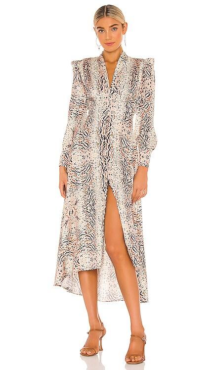 Lia Arietta Dress ALLSAINTS $355 NEW