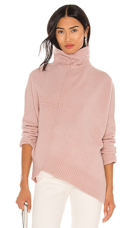 Lock Roll Neck Sweater ALLSAINTS $229 NEW