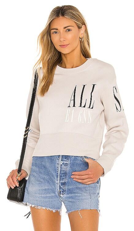 Separ Eva Sweatshirt ALLSAINTS $139