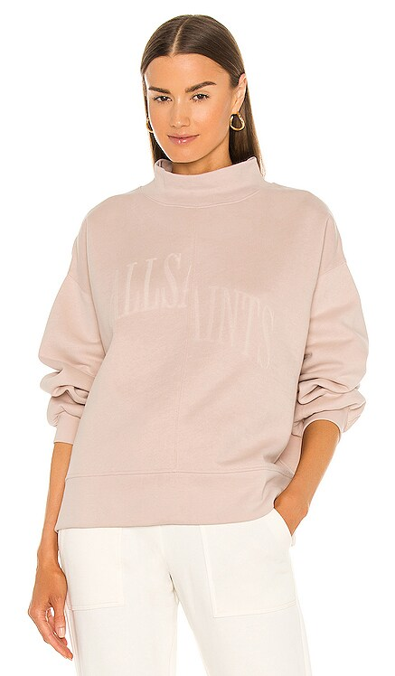 Nevarra Splitsaints Sweatshirt ALLSAINTS $169 NEW
