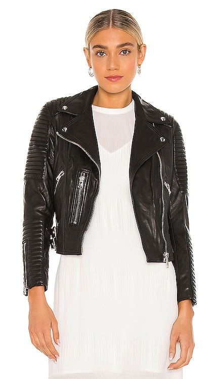 Estella Biker ALLSAINTS $585 NEW