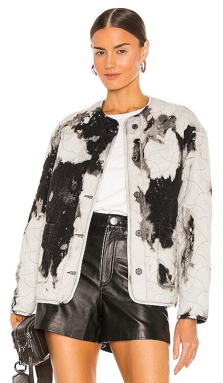 Nora Tie Dye Jacket ALLSAINTS $319 NEW