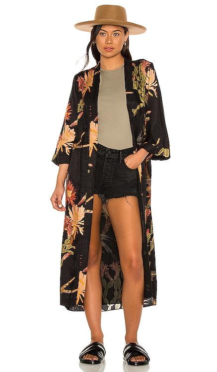 Carine Nolina Kimono ALLSAINTS $259 NEW