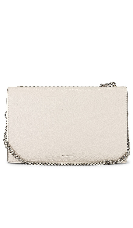 Claremont Chain Crossbody Bag ALLSAINTS $148 NEW