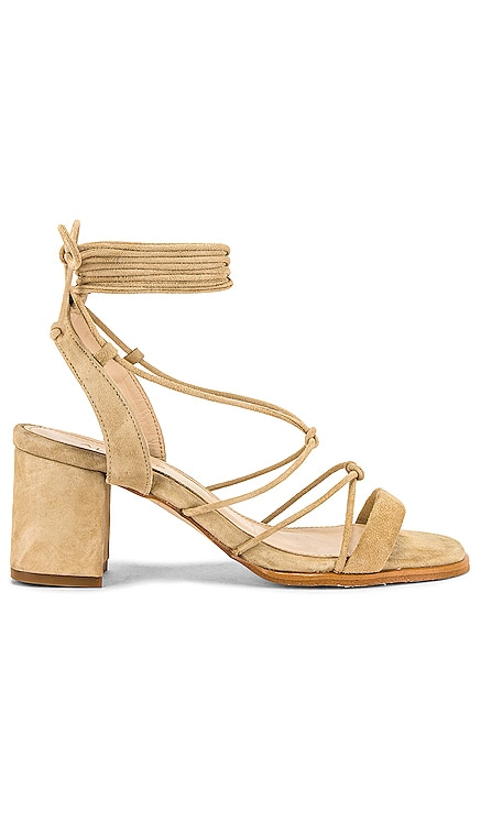 Sophie Lace Up Sandal ALOHAS $121 NEW