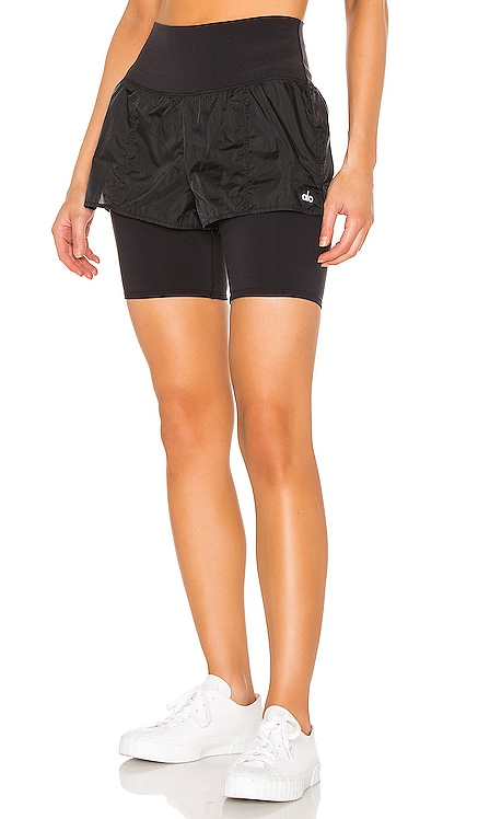 High Waist Circuit Short alo $79 NOUVEAU