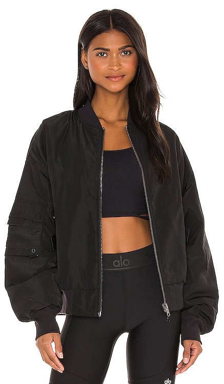 It Girl Bomber alo $218 BEST SELLER
