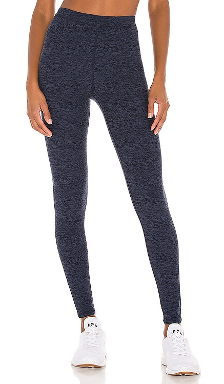 High Waist Alosoft Flow Legging alo $97 NEW