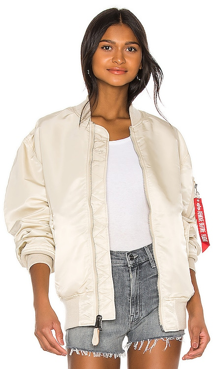 BLOUSON BOMBER L-2B ALPHA INDUSTRIES $150