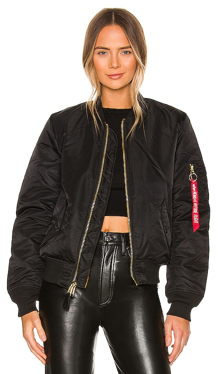 MA-1 W Bomber ALPHA INDUSTRIES $150