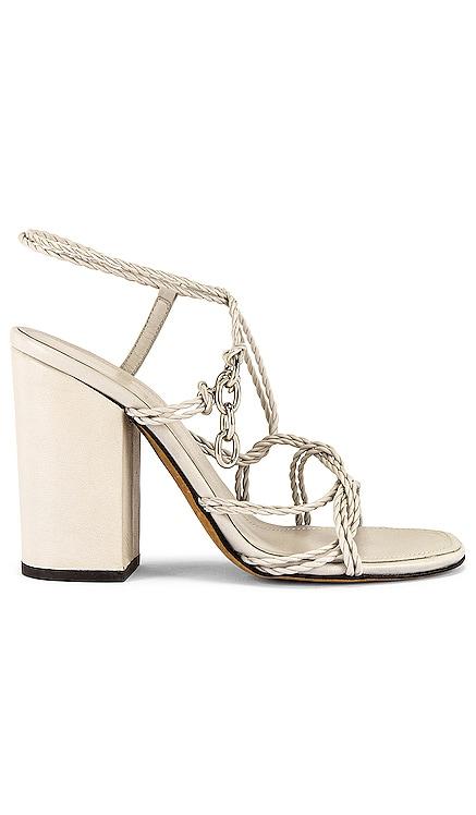 Mignon Twist Sandal ALUMNAE $215