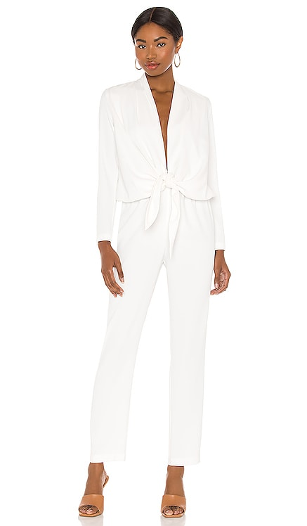 Laurie Jumpsuit Amanda Uprichard $242 NEW
