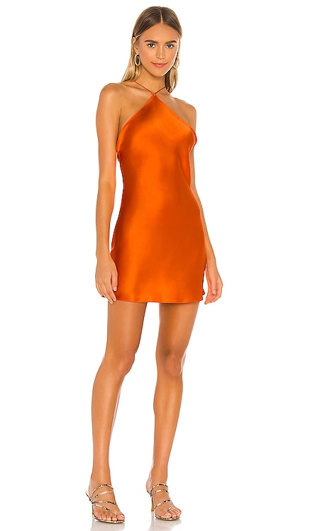 X REVOLVE Claudia Mini Dress Amanda Uprichard $260 BEST SELLER