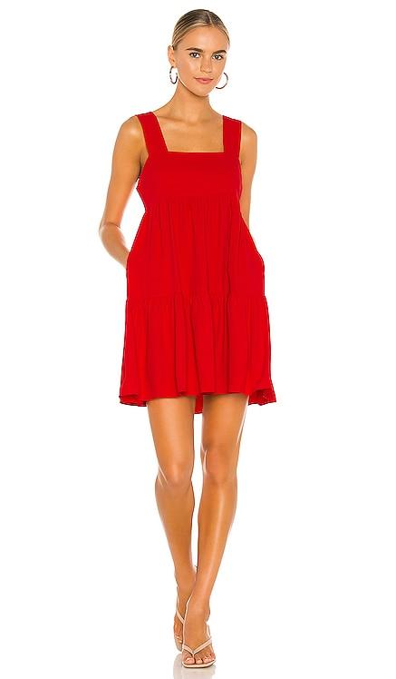 Mitzi Mini Dress Amanda Uprichard $216 BEST SELLER