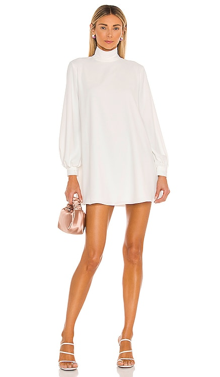 Long Sleeve Fleurette Dress Amanda Uprichard $211
