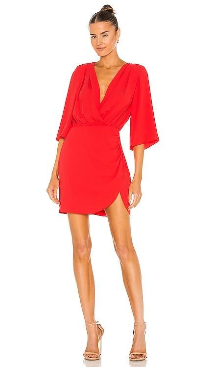 Demetra Dress Amanda Uprichard $229 NEW