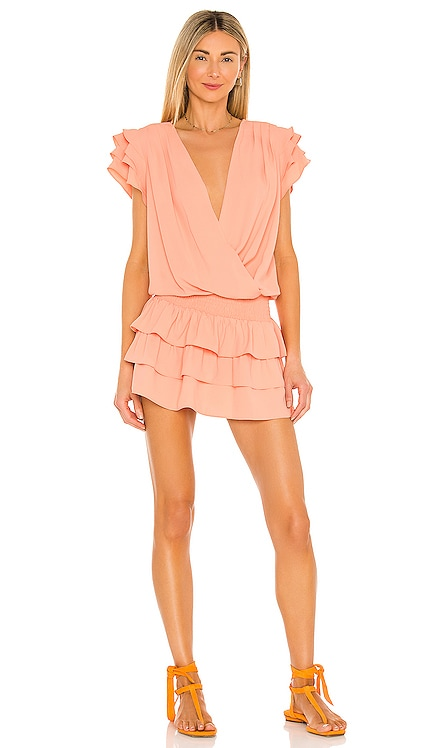 Diedre Dress Amanda Uprichard $238 NEW