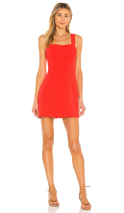 Ace Dress Amanda Uprichard $194 BEST SELLER