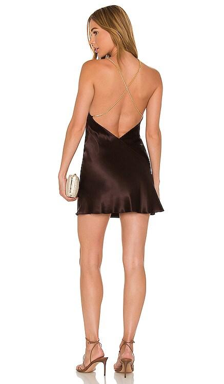 X REVOLVE Claudia X Back Chain Dress Amanda Uprichard $260 BEST SELLER